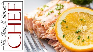 How to Make The Best Salmon Marinade   The Stay At Home Chef