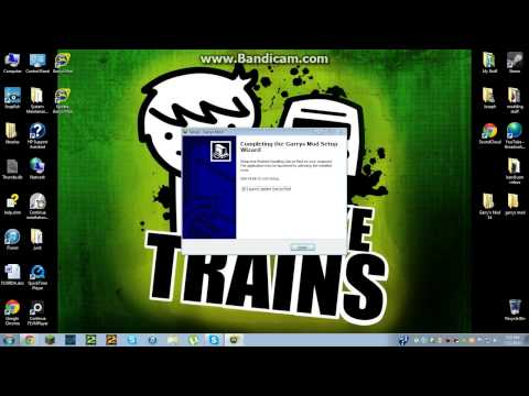 HOW TO DOWNLOAD GARRYS MOD 100% FREE WORKING 2014