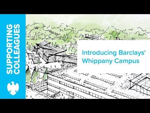 Barclays' Whippany Campus | Barclays