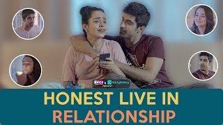 Honest Live-In Relationship   ft. Apoorva Arora & Keshav Sadhna   RVCJ