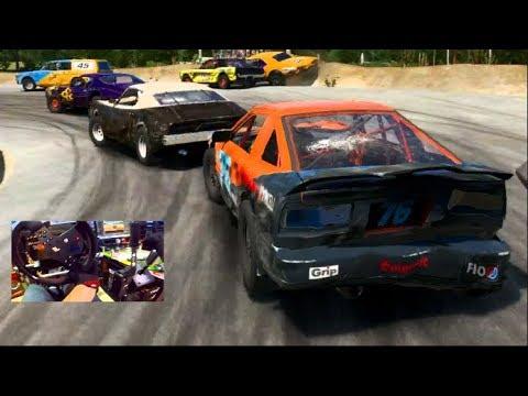 WreckFest GoPro ONLINE - 4 New Cars Added In!!