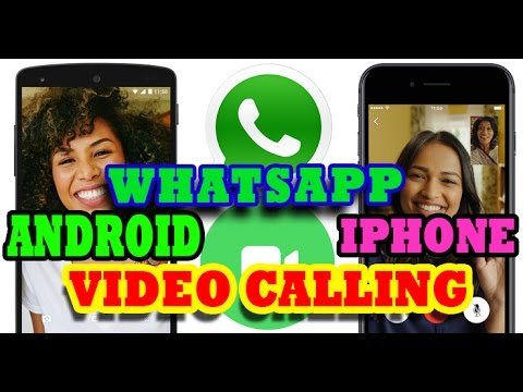 Its CRAZY: Whatsapp Videocall | iPHONE
