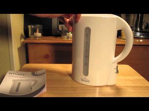 RIVAL CORDLESS KETTLE - (Review)  ✅