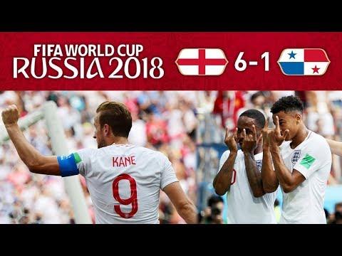 ENGLAND 6-1 PANAMA - FOOTBALL'S COMING HOME?! No.