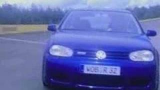 Volkswagen R32 Topgear