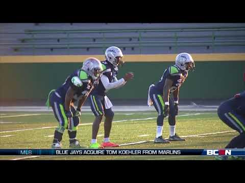 Tri City vs. Toledo Thunder Semi-Pro Football