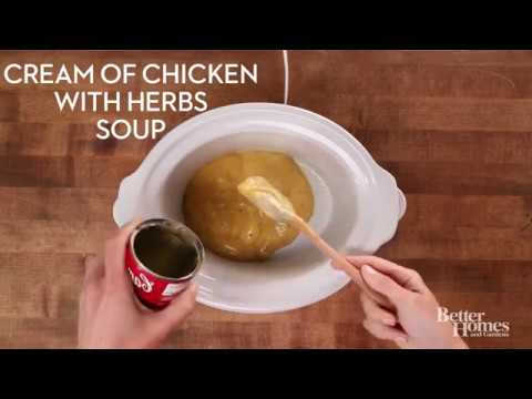 Smoky Chicken and Cheesy Potato Casserole | Cooking: How-To | Better Homes & Gardens