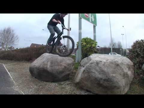 Ali C - Inspired Bicycles - Brakeless Spring 2010