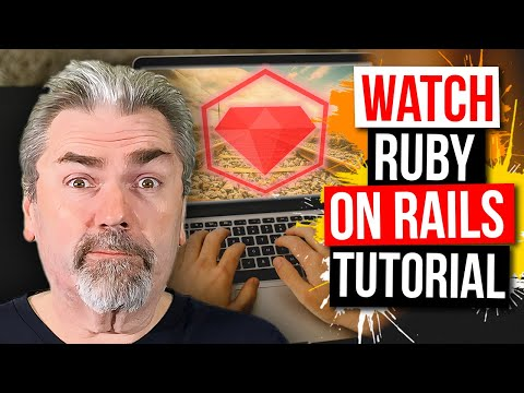 Sample Course Training - Ruby on Rails for Beginners on Udemy - Official