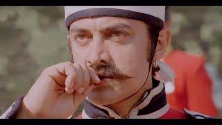 कड़तूस चबा कर किया धर्म भ्रष्ट    Mangal Pandey: The Rising   Aamir Khan