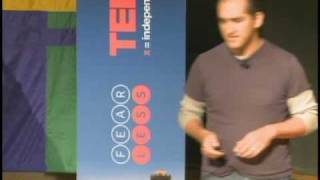 Turning Fear Into Fuel: Jonathan Fields at TEDxCMU 2010