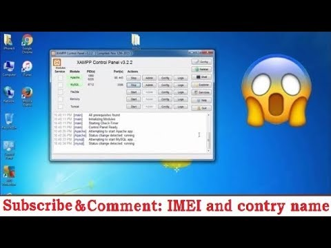 Ios 11 Icloud bypass activation lock using XAMPP its work 100% latest 2018 work on all iphone