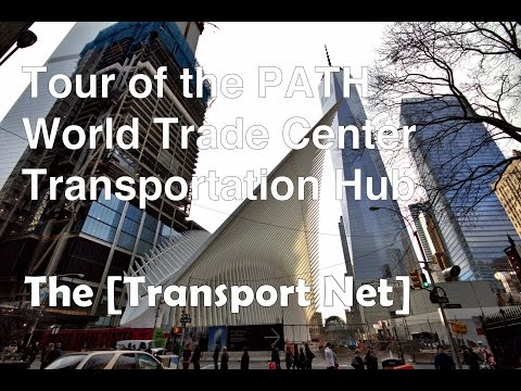 PATH Train Tour: World Trade Center Hub & Surrounding (NYC)