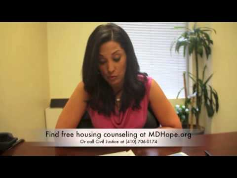Foreclosure Mediation in Maryland: An Overview by Civil Justice
