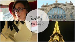 黑咪Travel | 法國巴黎Day 3 閃電到比利時 + 春天百貨買野 + 巴黎鐵塔餐廳
