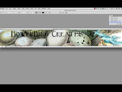 Etsy Banner Tutorial with ICE Resin®