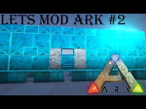 Lets Mod Ark |#2| Mehr Strukturen und Zukunftsprojekte | Ark Dev Kit [Deutsch|German]