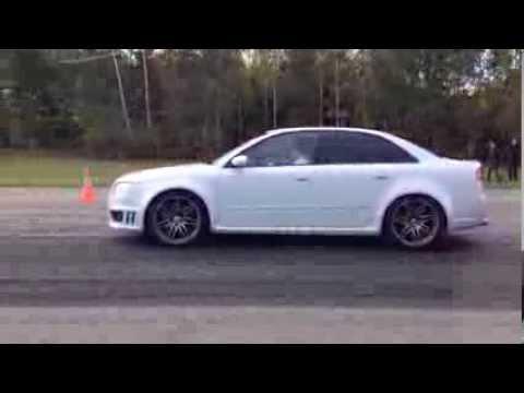 E63 vs RS4 B7