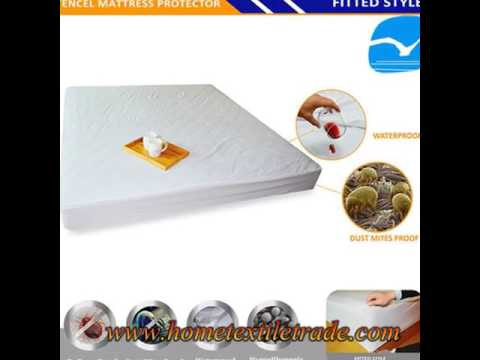 Mattress Protector With Tpu Lamination Customized Sizes Are Accepted