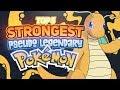 Top 5 STRONGEST Pseudo Legendary Pokemon