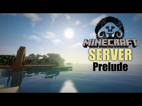MINECRAFT (Minion Land Server) #Prelude : Server Setup Ramble