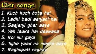 Kuch Kuch Hota Hai Jukebox - Shahrukh Khan | Kajol | Rani Mukherjee | Full Song Audio 2019