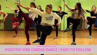 CALVIN HARRIS - GIANT | POSITIVE VIBE CARDIO DANCE | EASY TO FOLLOW