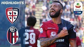 Cagliari 2-0 Bologna | Cagliari Secure First Home Win | Serie A