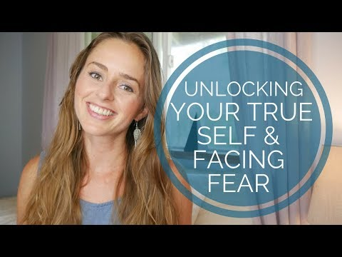 FACING YOUR FEARS & CREATING SPACE FOR YOUR TRUE SELF I BRIDGET NIELSEN