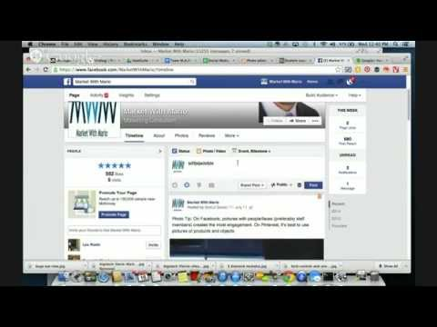 How To Target a Specific Audience With a Post on Facebook