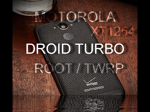 how to root and unlock motorola droid turbo xt1254