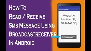 34 - Send a SMS using the SmsManager class in Android