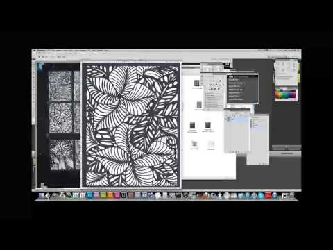 Adobe Live Trace Conversion for Laser Cutting (full version)
