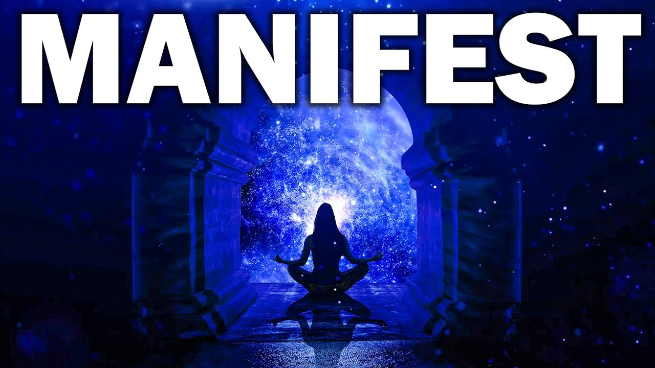 Manifest Anything You Desire ! Remove All Negative Energy & Blockages ! Law Of Attraction Meditation