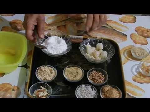 How to make Panjari | Janmashtami special panjeeri |