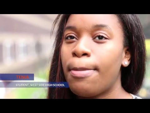 A Second Chance at Success: NYC's West Side High School