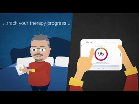 ResMed - Improve your PAP sleep therapy with myAir