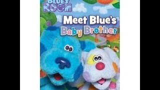 Opening To Blue's Room:Meet Blue's Baby Brother 2006 DVD