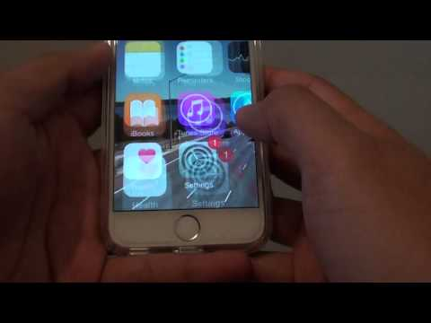 iPhone 6: How turn On / Off Keyboard Click Sound