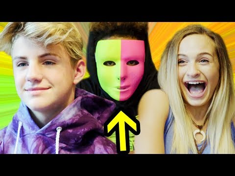 Try Not To Get Mad Challenge! (MattyBRaps & Liv React)