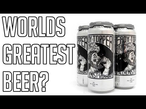 We Got Our Hands On Heady Topper!
