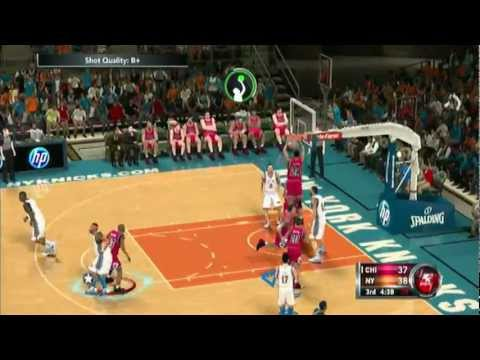 NBA 2K12 JEREMY LIN vs Michael Jordan Dual Commentary With Funny Little Brother (SURPRISING OUTCOME