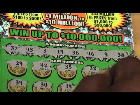 $30 Scratch Off - Georgia Lottery