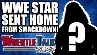 Chris Jericho OFF WrestleMania 34?! WWE Star SENT HOME From Smackdown! | WrestleTalk News Dec. 2017