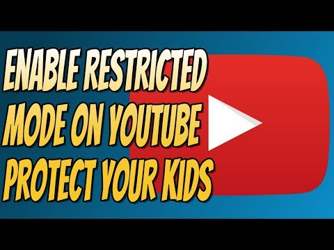 How To Enable Restricted Mode On YouTube   Protect Your Kids On YouTube