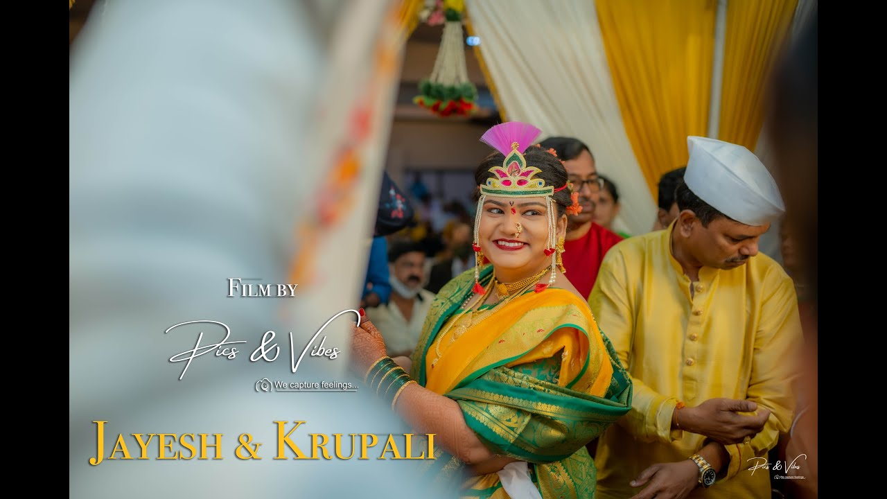 Wedding Highlight I Jayesh & Krupali I Pics and Vibes