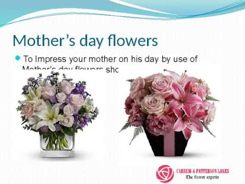 Choose Verious types of flowers to Make a Perfect  Occasion