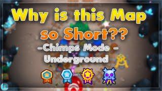 Logs CHIMPS Mode Defeated! BTD6 (Update Video)