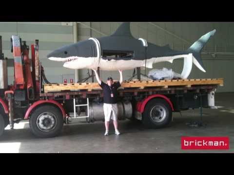 Throwback Thursday: Sydney Aquarium LEGO Models