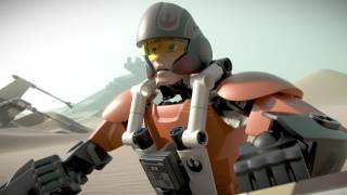 The Force Awakens Buildable Figures - LEGO Star Wars - Mini Movie